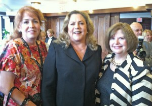 Kathleen Turner was in town and feisty as ever at her talk at the National Press Club on Sept. 6.