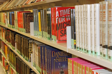 "The ""stacks"" at the new Gum Spring Library are stuffed with the latest and most popular titles."