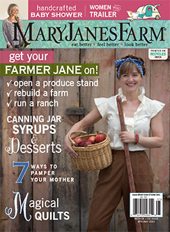 A Romance Renaissance loves MaryJanes Farm magazine